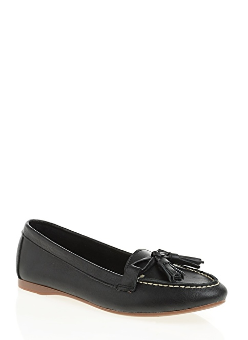 D by Divarese Loafer Siyah